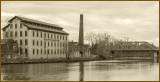 Seneca Falls Knitting Mill & Famous Bridge