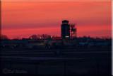 Syracuse, New York's International Hancock Airport.