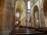 St Vitus Cathedral ..