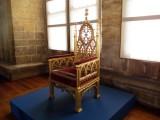 Royal throne ..