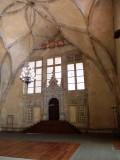 Vladislav Hall of Prague Castle ...