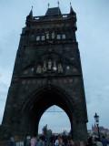 Bridge tower ...
