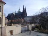 Prague Castle ...