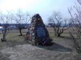 Monument of White Mountain ..