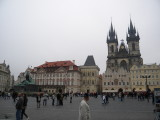 Old Town Square ...