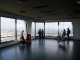 In the tower ..