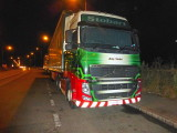 H4647 - PX11 BXD - Amy Violet in lay-by on A38 South @ Stretton, Burton on Trent