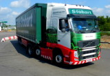 H4668 - PX11 BYJ - Patricia Daisy @ Rugby Truckstop