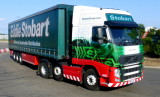 H4918 - KW13 UBZ - Carrie Ruth @ Rugby Truckstop