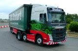 H4968 - KM63 SVW - Suranne Bethany @ Rugby Truckstop