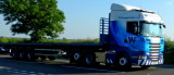 WS Transportation - 6X207 - PK14 OES - No Name @ Rugby Truckstop