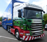 H6665 - PJ13 FZX - isabel Grace @ Tesco Distribution, Chesterfield