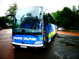 BAKERS DOLPHIN of Wesaton-super-Mare (BJ16 KYF) @ Luss Services, Scotland