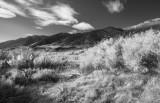 Sierra mountains