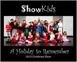 Show Kids - Perry Christmas Show  2013