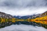 panoramic view of Silver Lake
