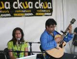 2012_08_12 Lark Clark interviews Kiran Ahluwalia