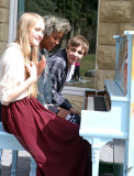 2014_05_02 Pop Up Pianos with Colleen Brown at CKUA's Party in the Park