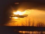 Sunset Capture by Elke