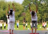 2014_08_14 Yogathon at Alberta Legislature