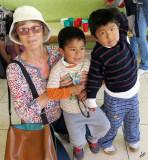 2015_01_14 Corazon de Jesus visit