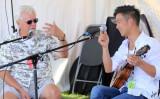 2014_08_10 Brian Dunsmore and Jake Shimabukuro