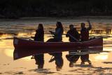 2015_06_14 Sunset on Big Lake