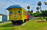 IMG_9106 Train at Children's Park in Barranco, Lima