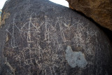 First People petroglyphs of what is now Arizona.  An area of great importance to the First People.