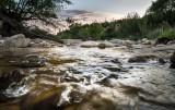 The flow of water after a summer rain. DSC01057.jpg