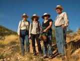 Dr. Edelmira Linares, Dr. Letitia McCune, Dr. Elaine Joyal and Dr. Robert Bye  DSC05303.jpg