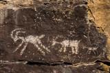 Little Lake Petroglyphs, Little Lake, California