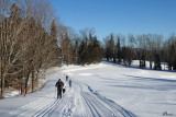 Belle journée d'hiver - Winter can be so nice !!