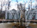 Peterhof. Adam