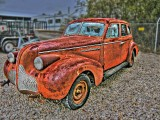For sale: 1939 V8 Buick Special  (some rust).