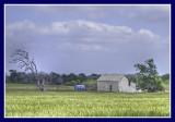 A smaller barn