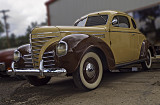 1939 (?) Plymouth Coupe