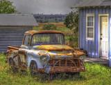 Chevrolet P/U. Year Unknown