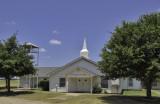 San Gabriel Baptist Church, Circa 1856