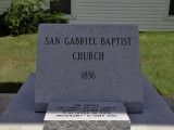 A church time capsule.