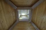 The chapel skylight/cupola.