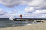 Lake Michigan Lighthouses