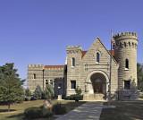 The Brumback Library in Van Wirt, Ohio.