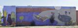 A Muskegan mural