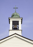 St John's steeple detail