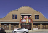 The Ritz theater in Rockport, IN