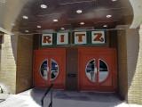 The Ritz entrance