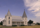 Zion Lutheran Church, Sandoval, Texas