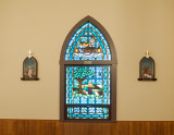 Francis Xavier Church, Interior 2