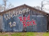 Red Rock, Texas (Pop: 2818)